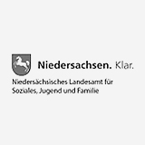 Logo Niedersächsisches Landesamt für Soziales, Jugend und Familie